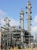 Petrochemische Maßeinheit Lizenzfreies Stockfoto