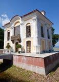 Petrodvorets. Hermitage pavilion Stock Image