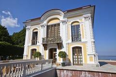Petrodvorets. Hermitage pavilion Royalty Free Stock Photography
