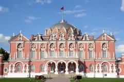 Petroff pałac Moskwa Obrazy Stock