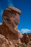 Petroglifos en Utah Fotos de archivo