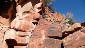 Petroglifos indios almacen de video
