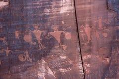 petroglyph Stockbilder