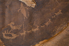 Petroglyph Stock Photos