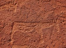 Petroglyph Stock Images