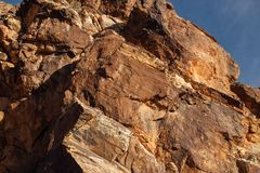Petroglyphen Stockfoto