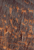 Petroglyphs Fotografia de Stock Royalty Free