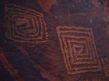 Free Petroglyphs At Wet Beaver Creek, Arizona Royalty Free Stock Photo - 100536105