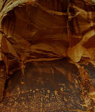 Petroglyphs - II Royalty Free Stock Photo
