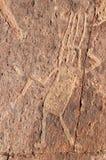 petroglyphs toro του Περού muerto στοκ φωτογραφία με δικαίωμα ελεύθερης χρήσης
