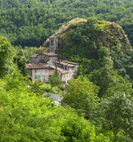 Petrognano (Toscana) Fotografia Stock