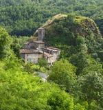 Petrognano (Tuscany) Fotografia Stock