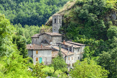Petrognano (Tuscany) Royalty Free Stock Photography