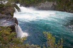 Petrohue Waterfalls, Chile Stock Photo
