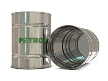 Petrol crisis Stock Photography