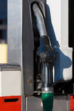 Petrol dispenser Stock Image