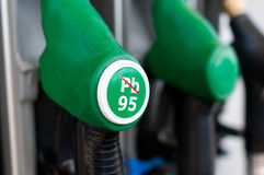 Petrol distributor Royalty Free Stock Photos