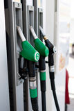 Petrol distributor Royalty Free Stock Photography