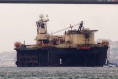 Petrol Platform stock photos