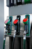 Petrol pump Stock Images
