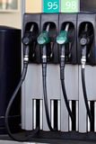 Petrol pump. Stock Photography