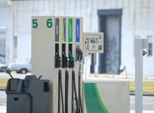 Petrol pump Stock Images