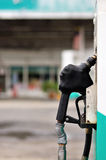 Petrol Pump. An image of a petrol pump at a petrol station Royalty Free Stock Images