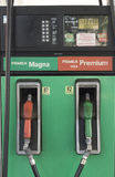 Petrol pump Stock Photos