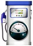 A petrol pump Stock Photo