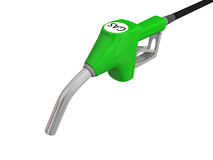 Petrol pump nozzle Royalty Free Stock Photography