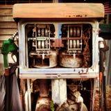 Petrol pump Royalty Free Stock Images