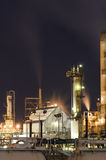 Petrol refinery Stock Images