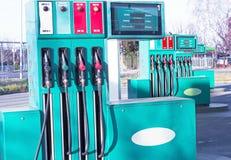 Petrol station Stock Photography