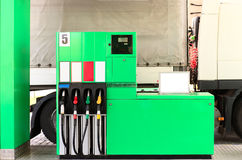 Petrol station Stock Photos