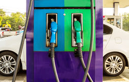 Petrol station Royalty Free Stock Images
