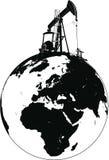 Petrol station world Stock Photo