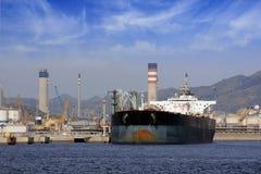 Petrol tanker Stock Photos