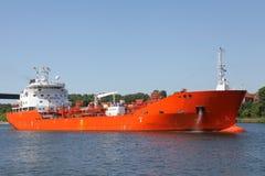 Petroleiro Imagem de Stock Royalty Free