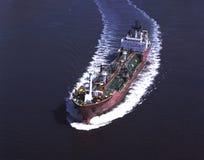 Petroleiro Fotografia de Stock