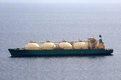Petroleiro de GNL Fotos de Stock Royalty Free