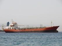 Petroleiro de petróleo Imagens de Stock