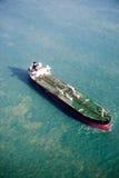 Petrolero del océano Fotos de archivo libres de regalías