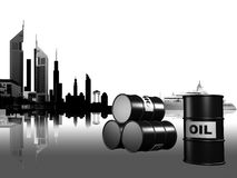 Petroleum Royalty Free Stock Images