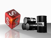 Petroleum Royalty Free Stock Photography