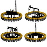 Petroleum business-5 Stock Photo
