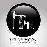 Petroleum icon Royalty Free Stock Photography