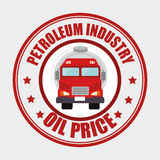 Petroleum industry  design. Petroleum industry design,  illustration eps10 graphic Stock Photography