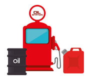 Petroleum industry. Design, vector illustration eps10 graphic vector illustration