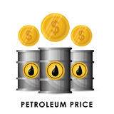 Petroleum industry and prices Stock Photography