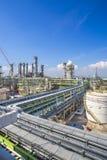 Petroleum plant Royalty Free Stock Photo